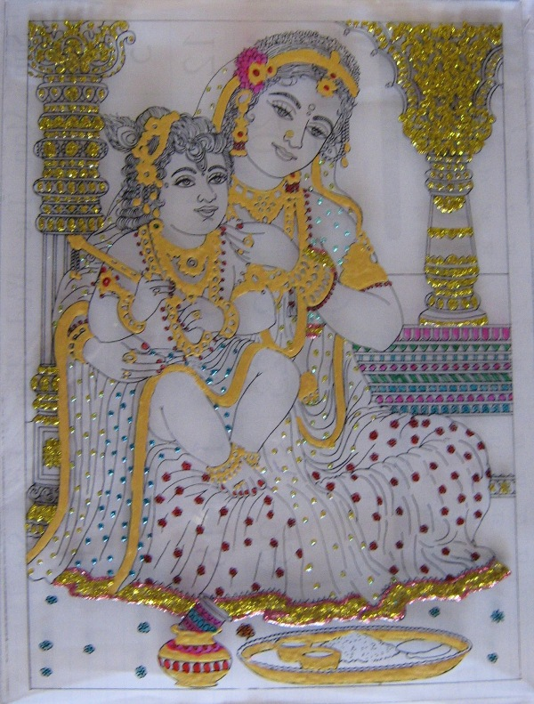 Glass Painting Page 2 Ahil Art
